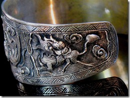 Chinese_Carved_Silver_Four_Ling_Bracelet-2
