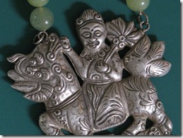 Chinese_Antique_Silver_Qilin_Necklace-5