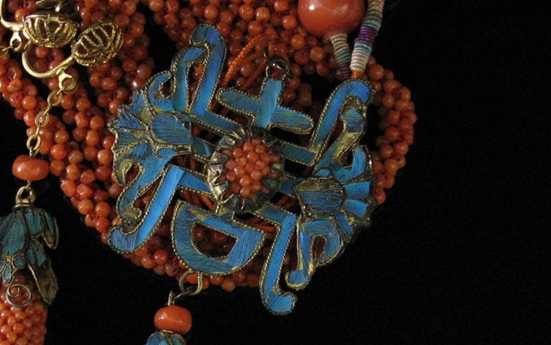Chinese_Coral_Enamel_KingFisher_Set-0