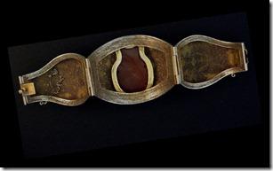 Large_Chinese_Silver_Gilt_Enamel_Bracelet-3